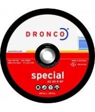 Afbraamschijf special 125x6x22.2mm