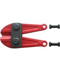 Knipkop 600mm R HRC48 126107
