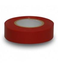 Isolatietape rood 15mmx10m1