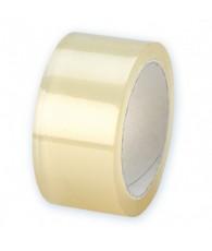 Verpakkingstape Solvent Transparant 50mmx66M1