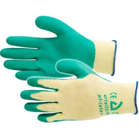 Werkhandschoen Groen maat 10/XL