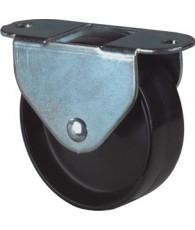 Bokwiel kunststof 30mm