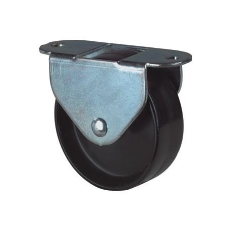 Bokwiel kunststof 50mm