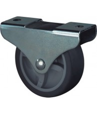 Bokwiel rubber 50mm