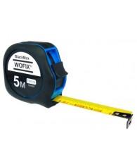 Wofix BlackMax Rolmaat 8M x 25mm