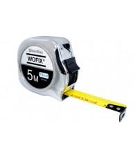 Wofix SilverMax Rolmaat 5M x 19mm